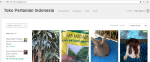 Toko Pertanian Indonesia Karya Anak Bangsa
