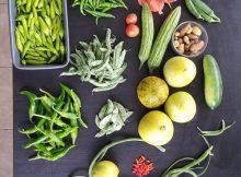 Penanganan pasca panen sayuran