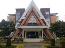 Kampus Universitas Tanjungpura, Pontianak, Kalimantan Barat